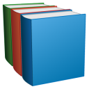 3 books icon